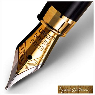 Antonio Da Parra(R) Fountain Pen Calligraphy Writing Set Case