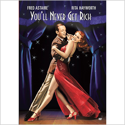 youll never get rich dvd