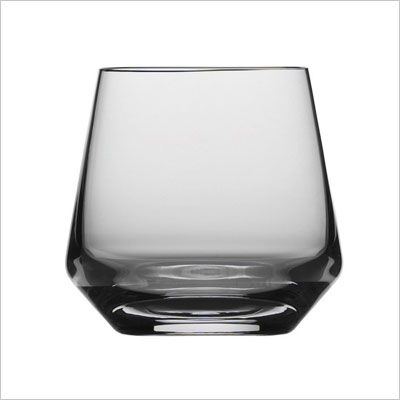 Crystal Glass Barware Pure Collection Whiskey