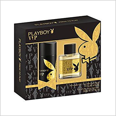 playboy male fragrance set