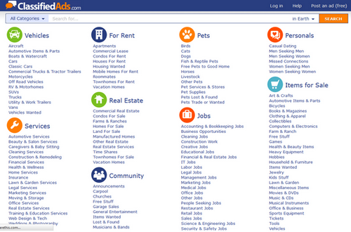 Sites Similar To Craigslist >> 10 Sites Like Craigslist That Are Totally Awesome