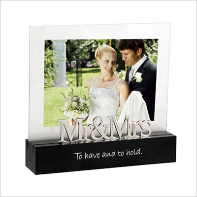 Black Wood Picture Frame