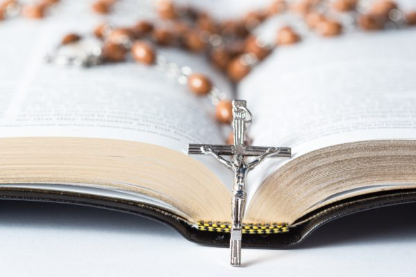 Contradictions in the Bible, Holy Bible and rosary