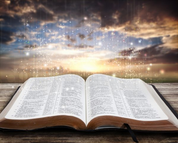 Contradictions in the Bible, Holy Bible and sunset
