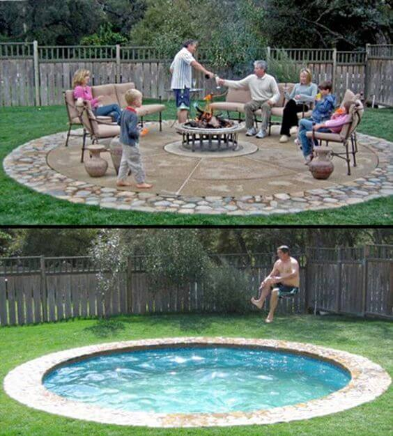 Circular Hidden Pool