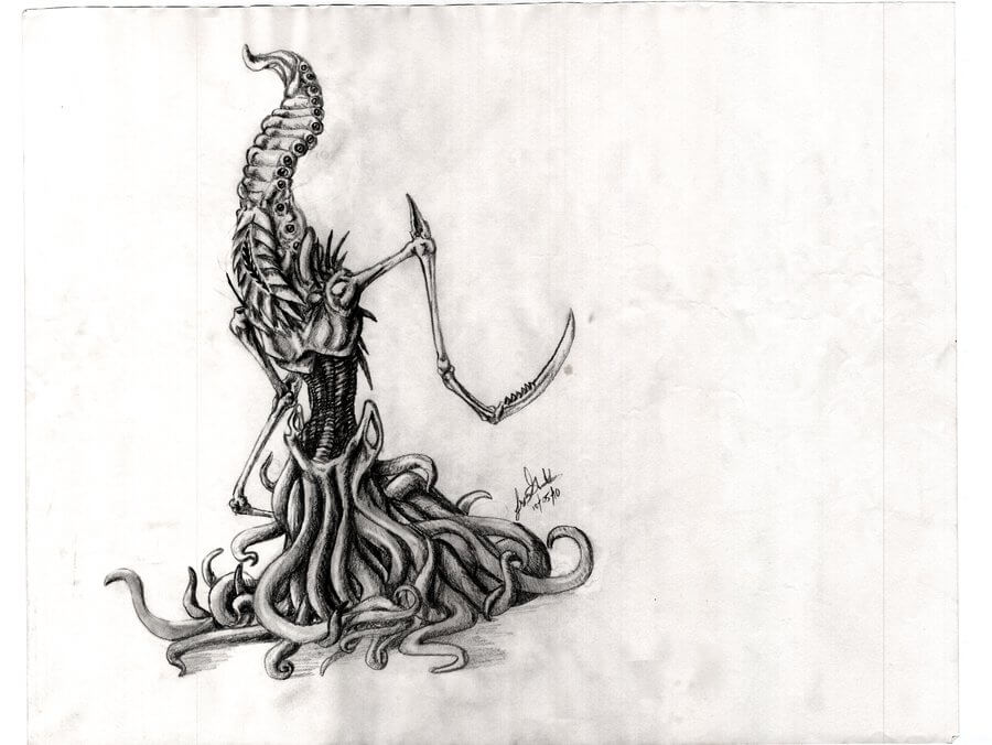 Nyarlathotep mythical creatures list