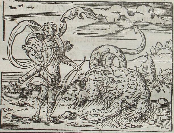 python mythical creatures list