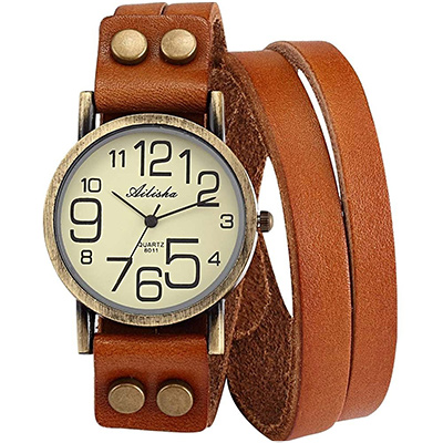 ailisha wrist watch