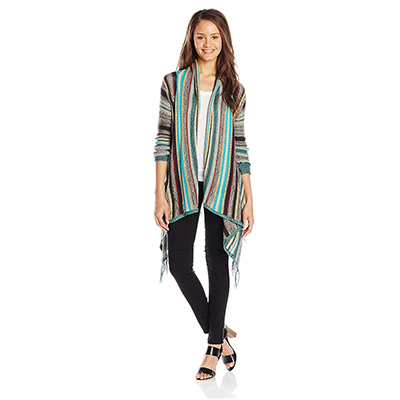 billabong junior cardigan