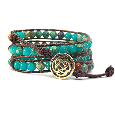 carolyn janes jewelry celtic knot bracelet