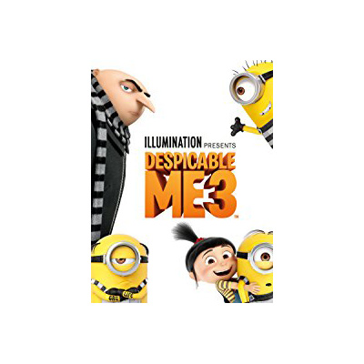 despicable me 3 animated movie