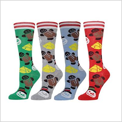gilbins holiday socks
