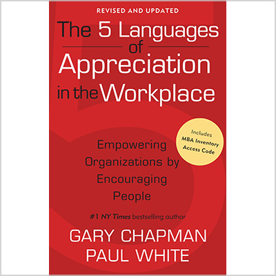 5 languages of appreciation in the workplace by encouraging people
