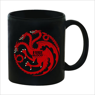 Game of Thrones Coffee Mug Targaryen