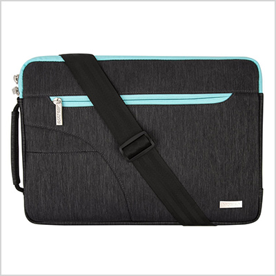 mosiso polyester laptop case