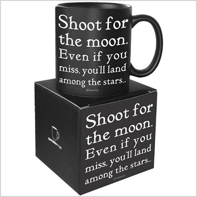 quotable mug shoot for the moon