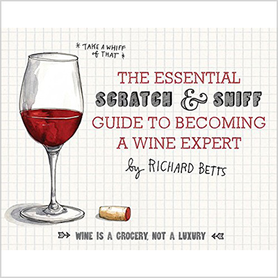 essential scratch and sniff wine expert guide