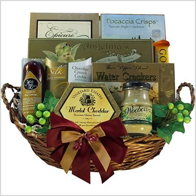 art of appreciation gift basket
