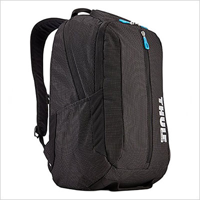 Unique Wedding Gifts for the Groom Thule Crossover 25L Laptop backpack-Black