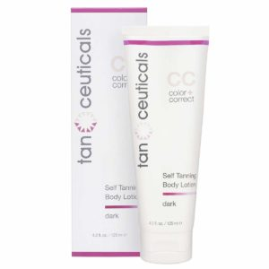 Tanceuticals CC Self Tanning Body Lotion