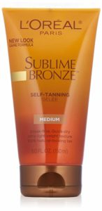 L'Oréal Dermo-Expertise Sublime Bronze Self-Tanning Gelee