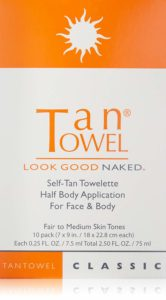 Tan Towel Self-Tan Towelette