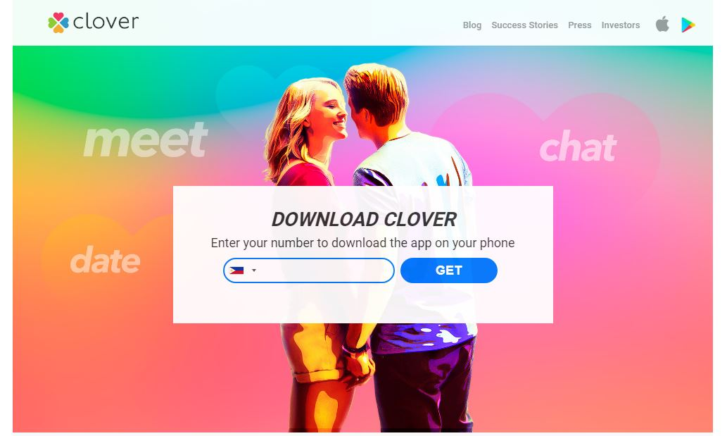 Clover dating site