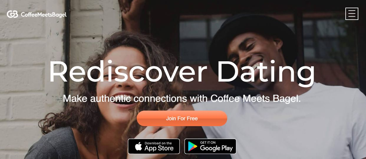 Coffeemeetsbagel dating site